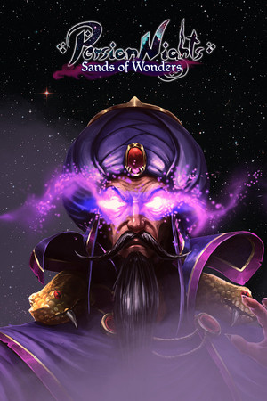 Cover for Persian Nights: Sands of Wonders.