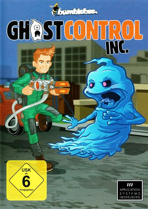 Cover for GhostControl Inc..