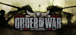 Cover for Order of War.