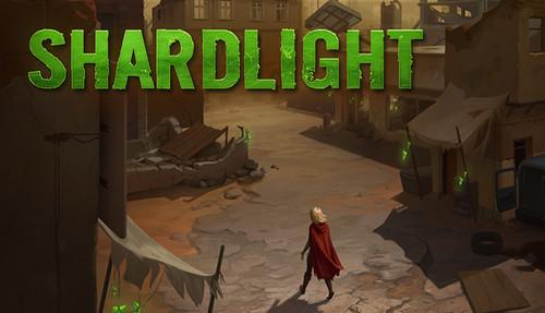 Cover for Shardlight.