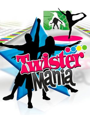 Cover for Twister Mania.