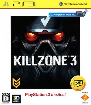 Cover for Killzone 3.