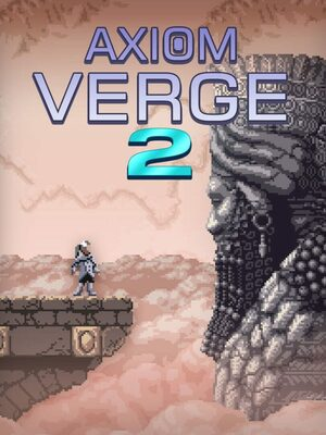 Cover for Axiom Verge 2.
