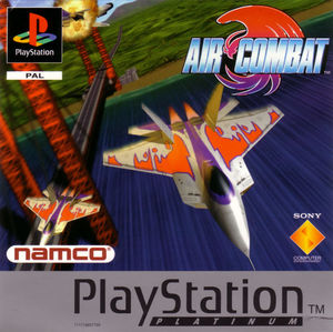 Cover for Air Combat.