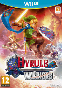 Cover for Hyrule Warriors.