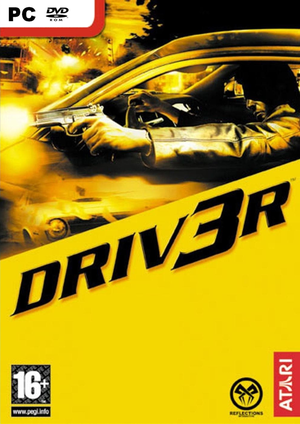 Cover for Driver 3.