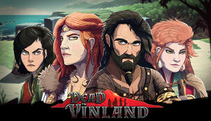 Cover for Dead in Vinland.