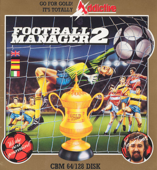 Cover for Football Manager 2.