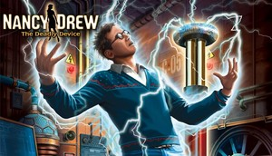 Cover for Nancy Drew: The Deadly Device.