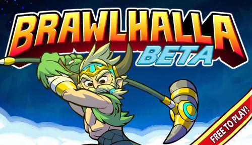 Cover for Brawlhalla.