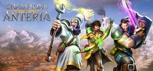 Cover for Champions of Anteria.
