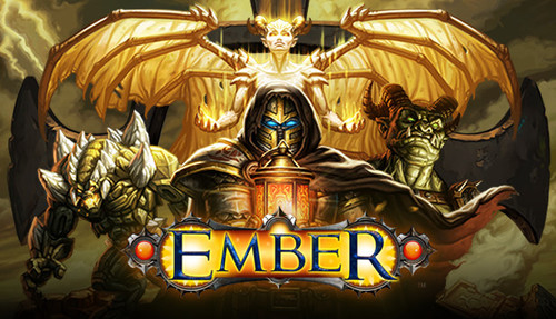 Cover for Ember.