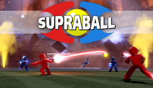 Cover for Supraball.