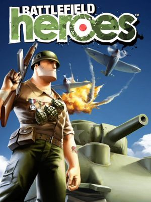 Cover for Battlefield Heroes.