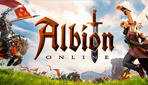 Cover for Albion Online.