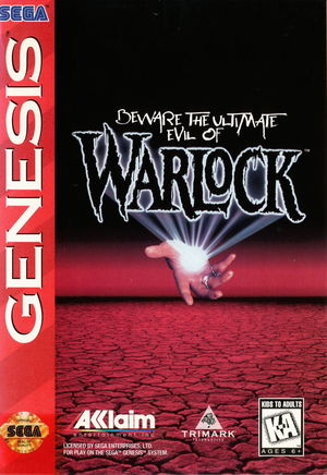 Cover for Warlock.