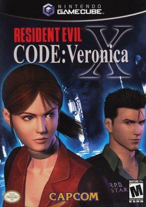 Cover for Resident Evil – Code: Veronica.