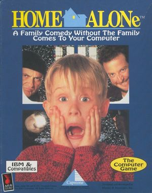 Cover for Home Alone.