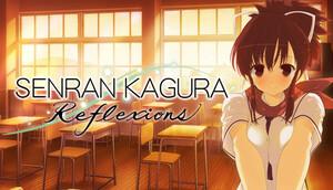 Cover for Senran Kagura Reflexions.