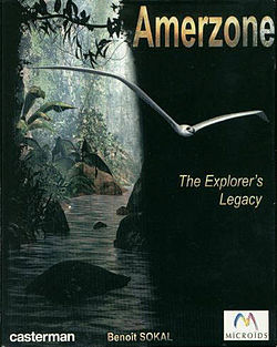 Cover for Amerzone.