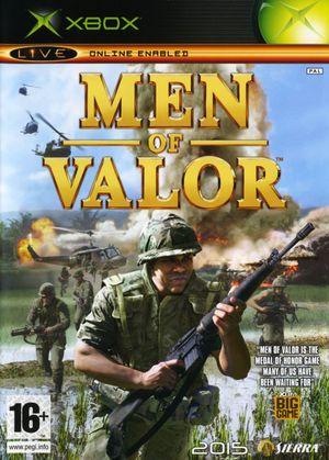 Cover for Men of Valor.