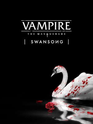 Cover for Vampire: The Masquerade – Swansong.