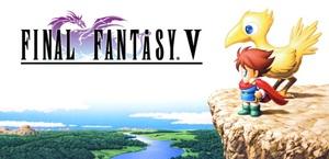 Cover for Final Fantasy V.