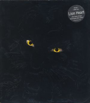 Cover for Lionheart.