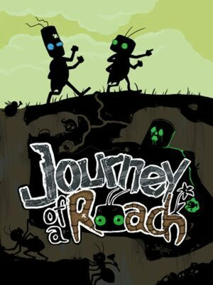 Cover for Journey of a Roach.