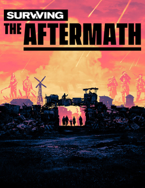 Cover for Surviving the Aftermath.