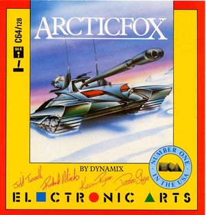 Cover for Arcticfox.