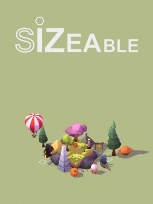 Cover for Sizeable.