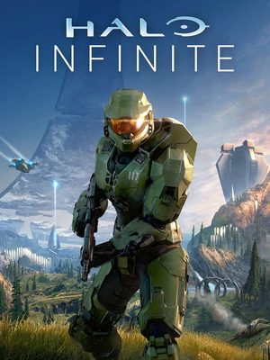 Cover for Halo Infinite.