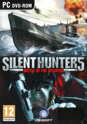 Cover for Silent Hunter 5: Battle of the Atlantic.