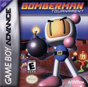 Cover for Bomberman Tournament.