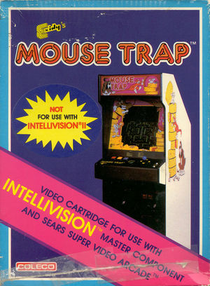 Cover for Mouse Trap.