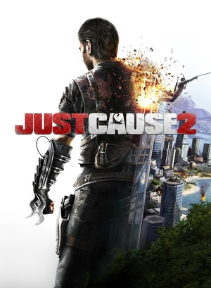 Cover for Just Cause 2.