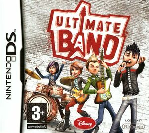 Cover for Ultimate Band.