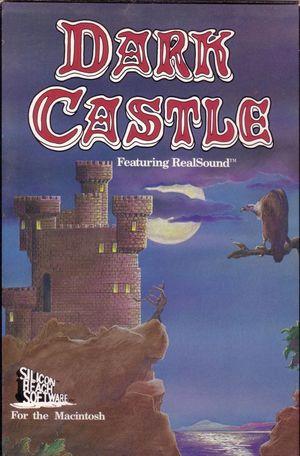 Cover for Dark Castle.
