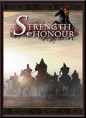 Cover for Strength & Honour.