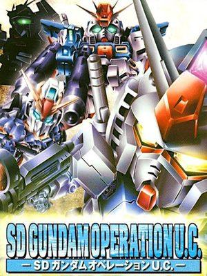 Cover for SD Gundam: Operation U.C..