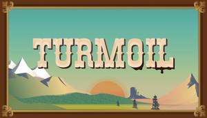 Cover for Turmoil.