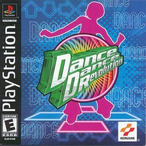 Cover for Dance Dance Revolution.