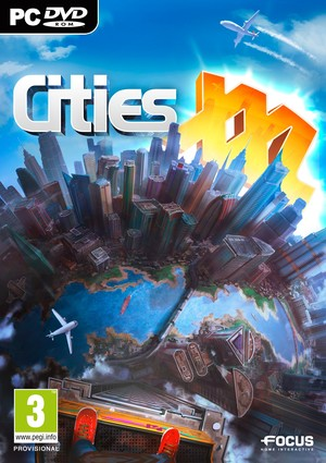 Cover for Cities XXL.