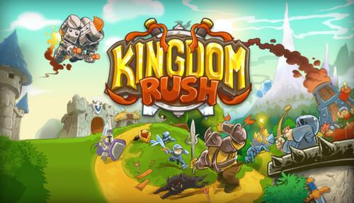 Cover for Kingdom Rush.