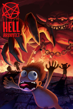 Cover for Hell Architect.