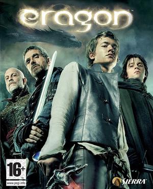Cover for Eragon.