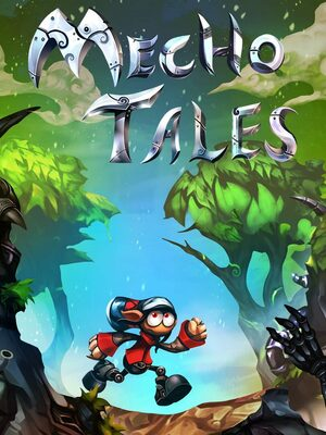 Cover for Mecho Tales.