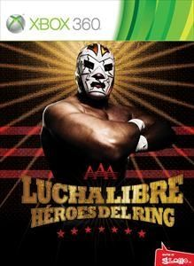 Cover for Lucha Libre AAA: Héroes del Ring.
