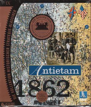 Cover for Battleground 5: Antietam.